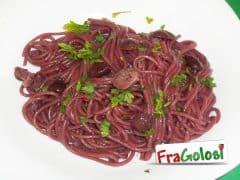 Spaghetti al Fuoco di Bacco