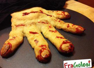 La mano di un morto vivente