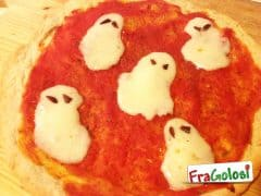 Pizza di Halloween