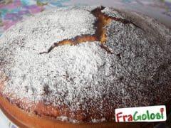 Torta di Zucca e Mandorle