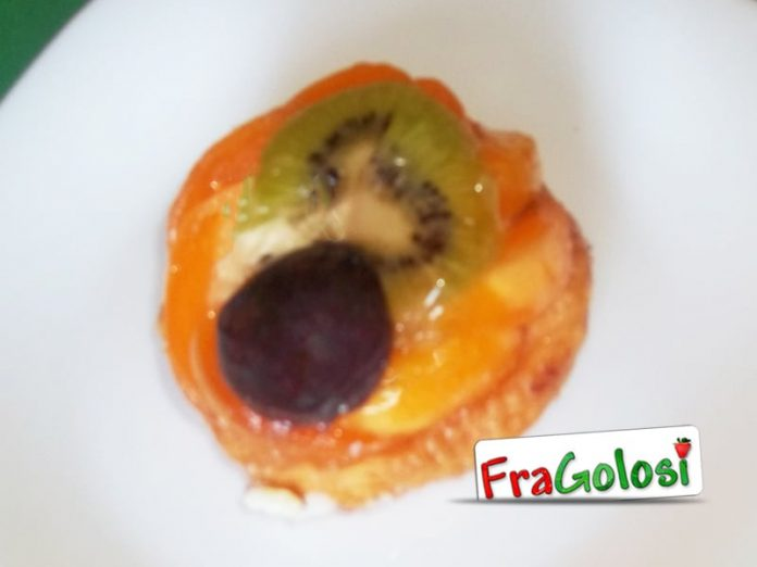 Bignè alla frutta