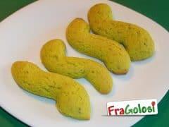 Biscotti ai Pistacchi