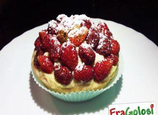 Cestini di Pasta Frolla con Fragoline di Bosco