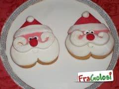 Biscotti Babbo Natale