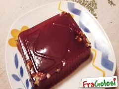Mostarda di Uva al Cacao, Mandorle e Noci