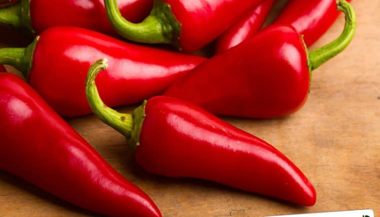 Come conservare i peperoncini piccanti
