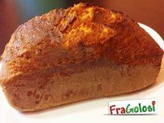 Plum Cake con Zucca e Mele