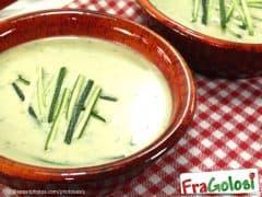 Crema di Panna e Zucchine