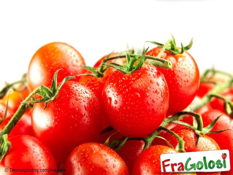 Come conservare i pomodori freschi nel freezer