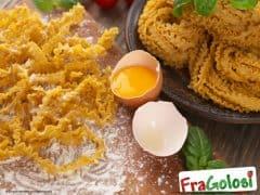 Se si desidera preparare una pasta fatta in casa piuttosto consistente