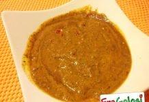 Pesto tradizionale alla siciliana