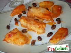Baccalà con Patate, Olive e Pomodori