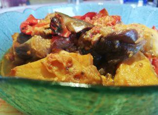 Peperonata in Agrodolce Siciliana