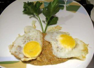 Uova di quaglia in crema di Ale