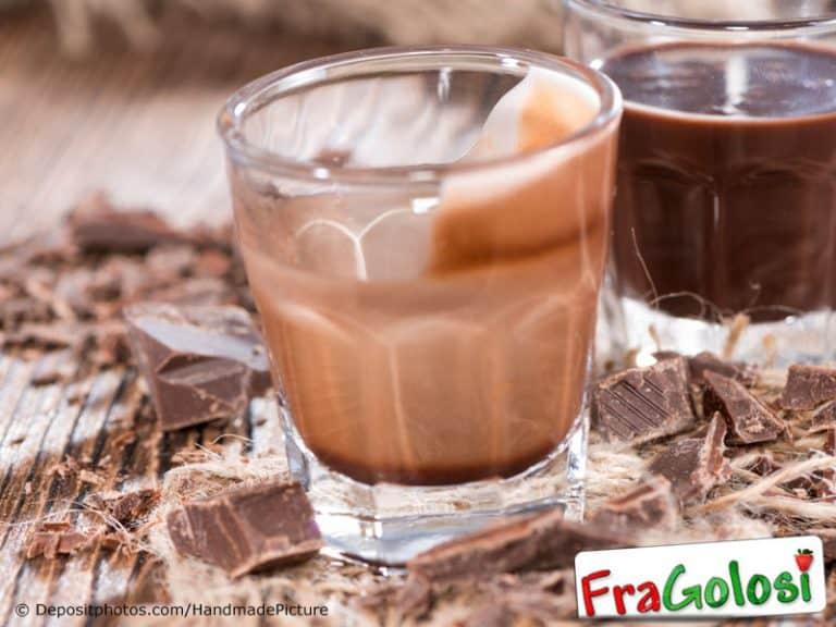 Crema di cacao al profumo di vaniglia