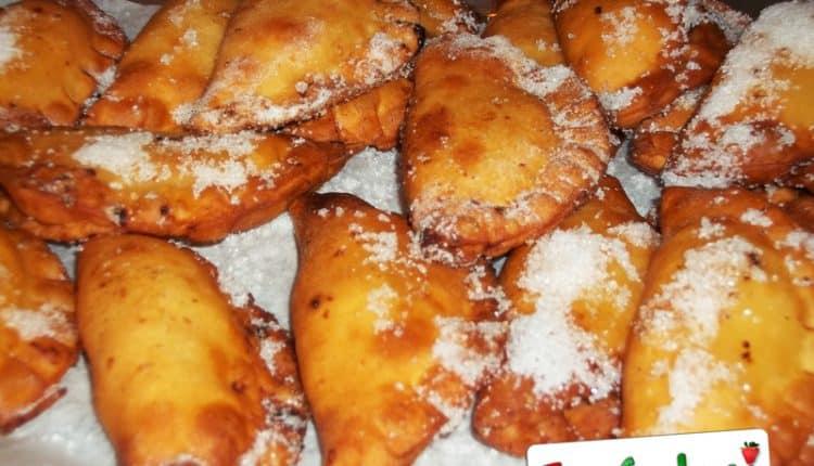 Fravioli dolci di ricotta alla siciliana