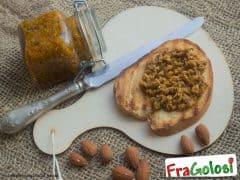 Pesto di Mandorle alla Siciliana