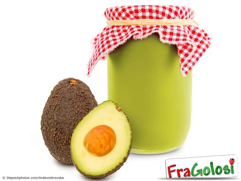 Confettura di avocado