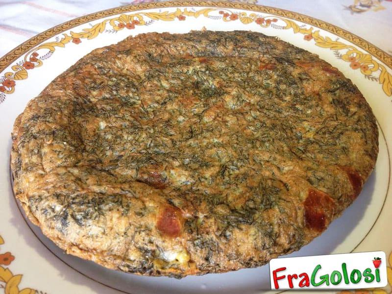 finocchietto selvatico ripassato in padella - ricetta di fragolosi - Cucinare Finocchietti
