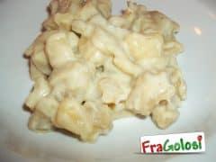 Gnocchetti con Crema di Carciofi