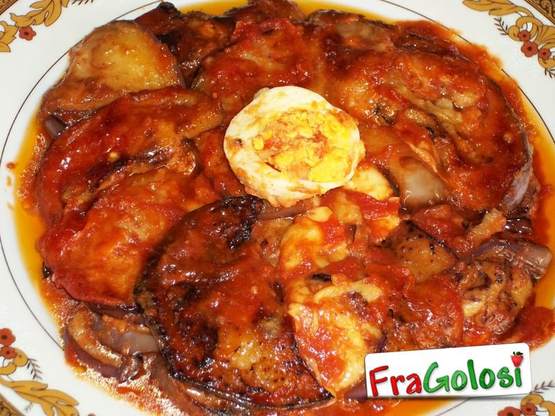 Melanzane alla parmigiana