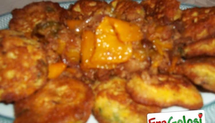 Frittelle di carote