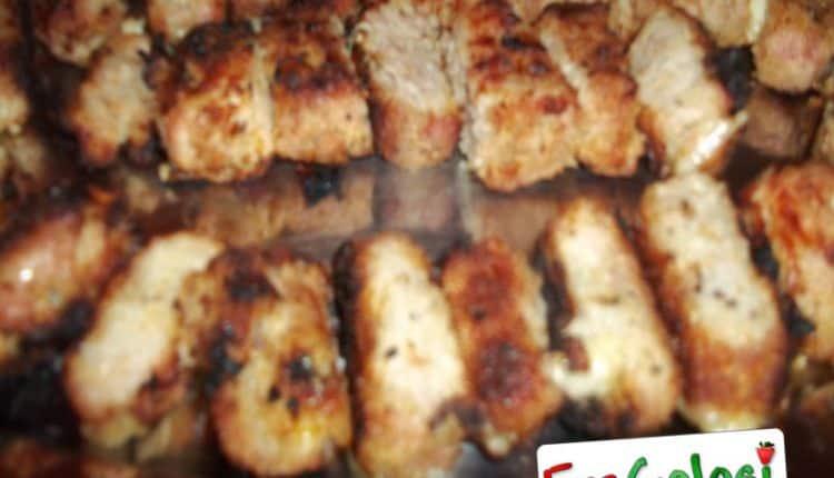 Involtini alla palermitana (spitina ri carni)