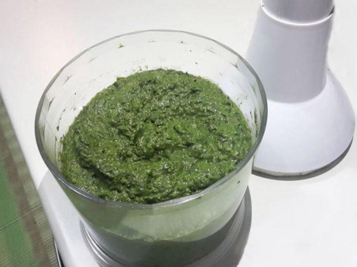 Pesto alla Genovese (Metodo veloce col Frullatore)