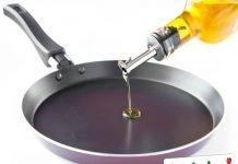 Come dosare il classico filo d'olio