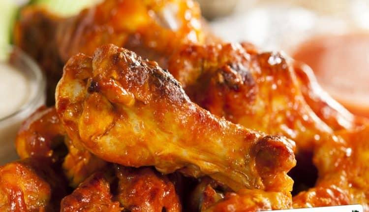 Ali di pollo al peperoncino