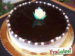 Torta Gelato Veloce al Cioccolato