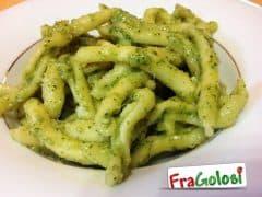 Maccheroni Calabresi con Pesto Genovese