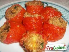 Pomodori Ripieni di Feta
