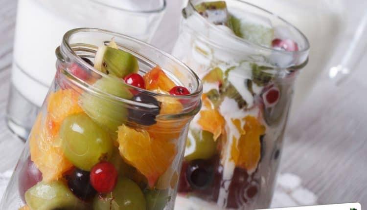 Conserva di frutta mista