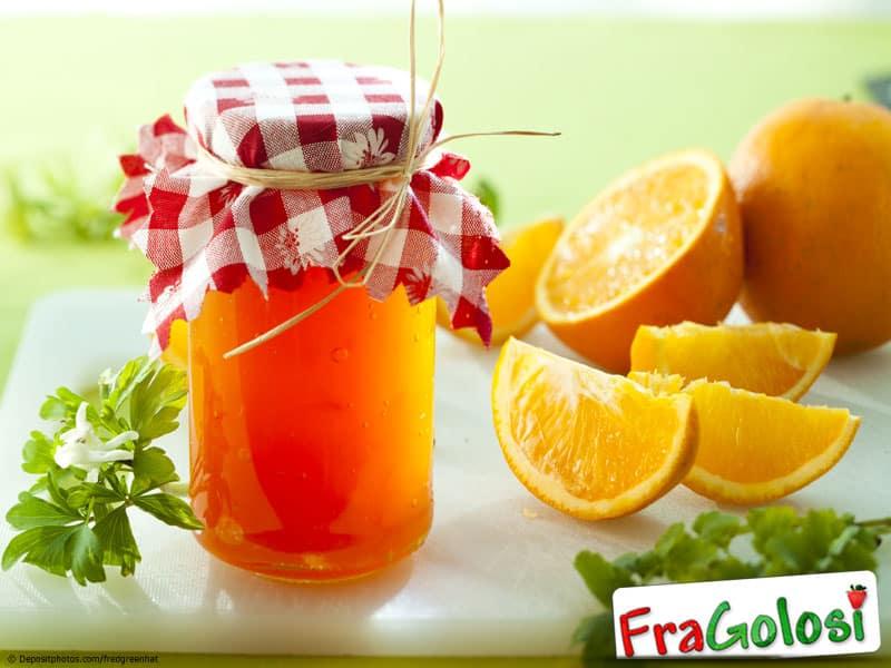 Marmellata d'arance della Nonna