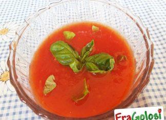 Salsa di pomodoro all'antica