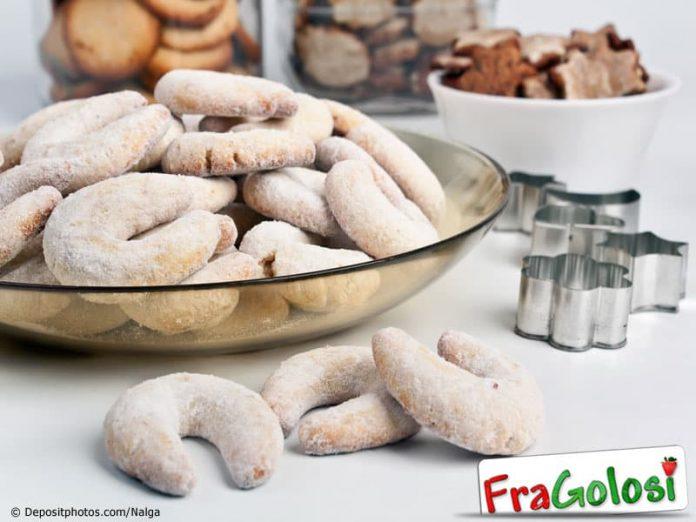 Biscotti alle mandorle di Sicilia