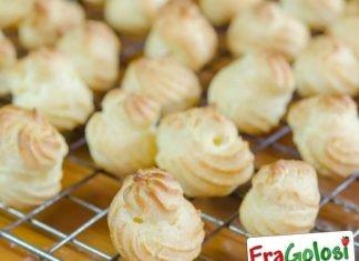 Pasta da choux senza glutine