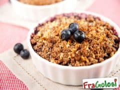 Crumble Dolce