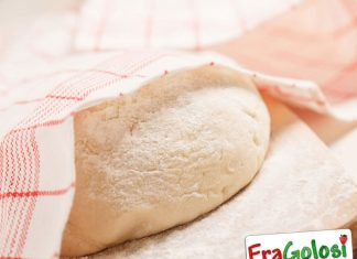 Pasta sablée con il lievito