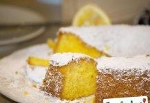 Torta al limone con marmellata