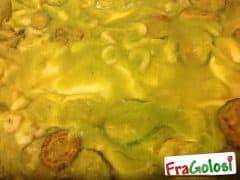 Lasagne con Zucchine e Fiori di Zucca