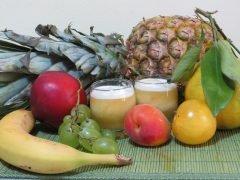 Sorbetto alla Frutta