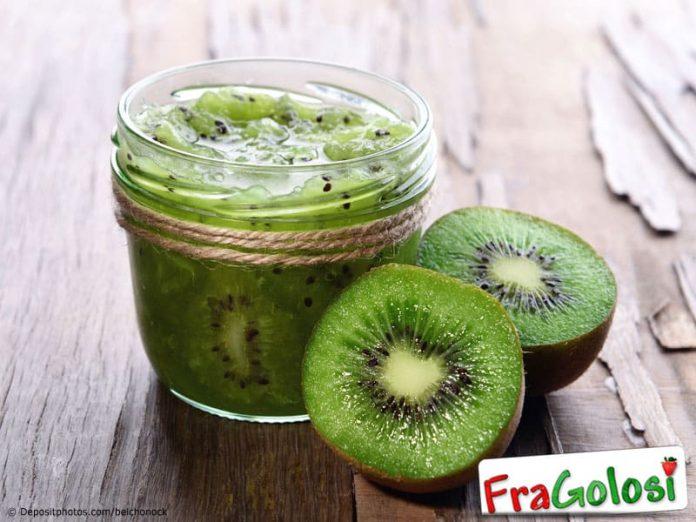 Confettura di kiwi
