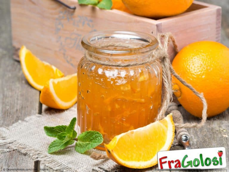 Marmellata di arance dolci