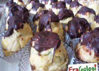 Pasticcini al Cioccolato