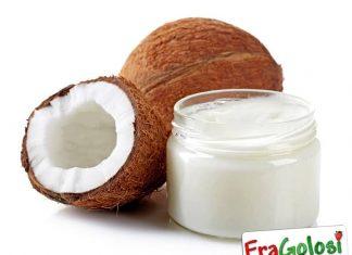 Latte di cocco preparato in casa