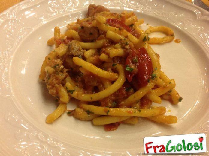 Pasta Con Pesce Spada E Melanzane Ricetta Pasta Con Pesce Spada E
