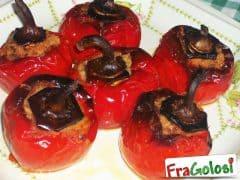 Peperoni Ripieni alla Messinese