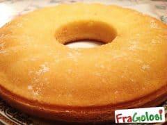 Torta Margherita (A Forma di Ciambella)